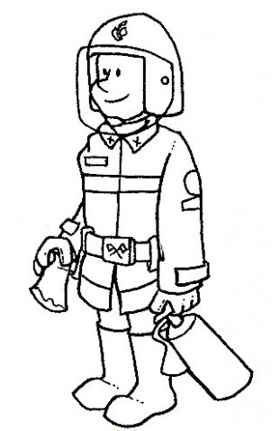 Coloring Pages Of Careers