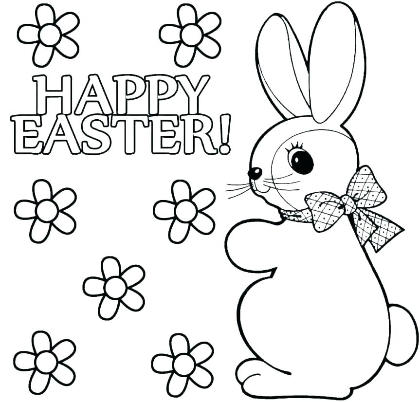 863x826 Bugs Bunny Coloring Page Cute Bunny Coloring Pages Bunny Images