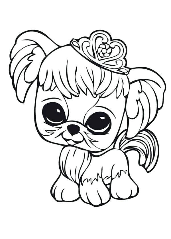 600x834 Coloring Pages Dogs Realistic Dog Coloring Pages Printable