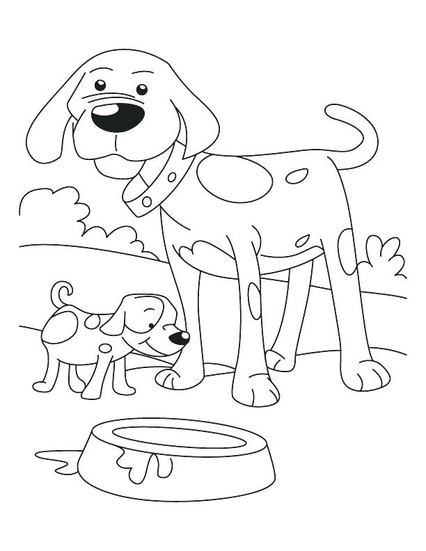 612x792 Coloring Pages Of Cute Puppies Coloring Pages Of Cute Dogs