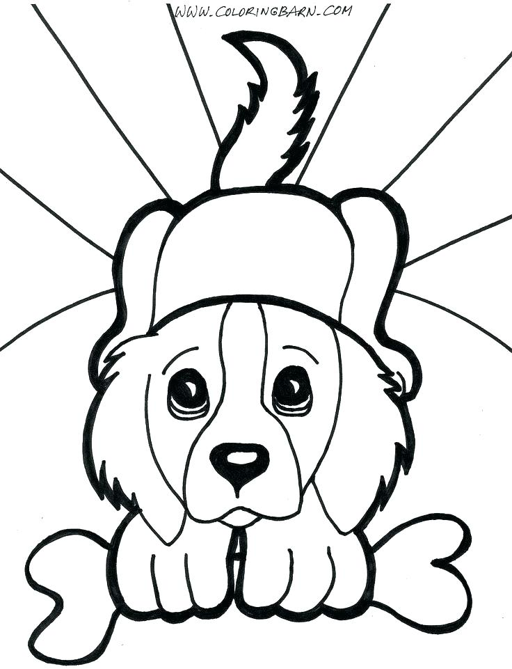 736x961 Cute Dogs Coloring Pages Coloring Pages Cute Dogs Puppies