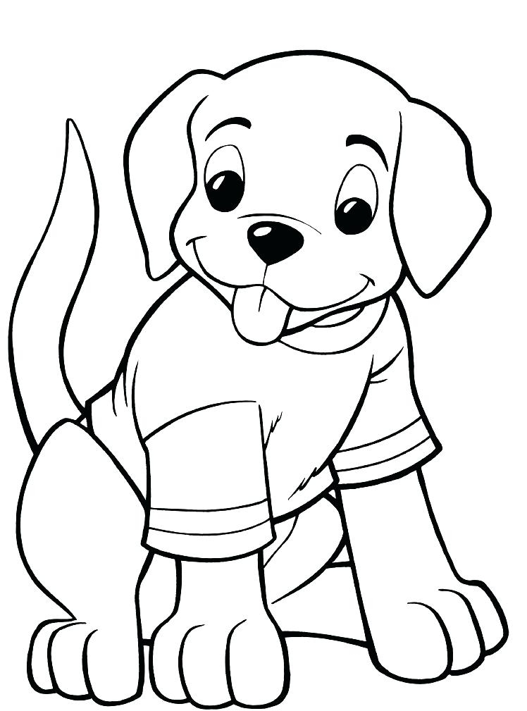 748x1009 Coloring Pages Cute Dogs Puppies Coloring Pages Of Cute Dogs