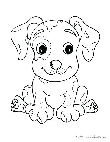 364x470 Puppy Color Page Puppy Coloring Pages And Me Puppy Coloring Page