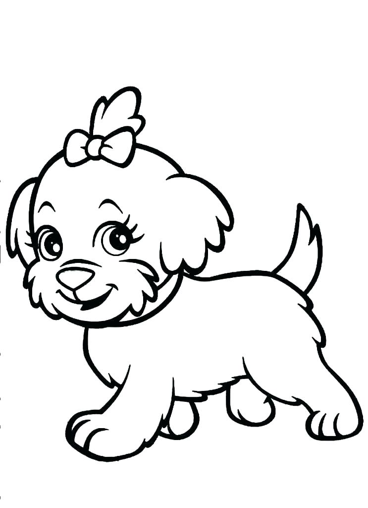 743x1024 Coloring Pages Cute Dogs Puppies Printable Coloring Coloring Pages