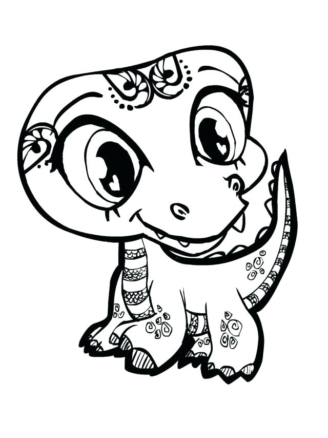 640x853 Cutest Coloring Pages Free Cute Coloring Pages Animal Coloring