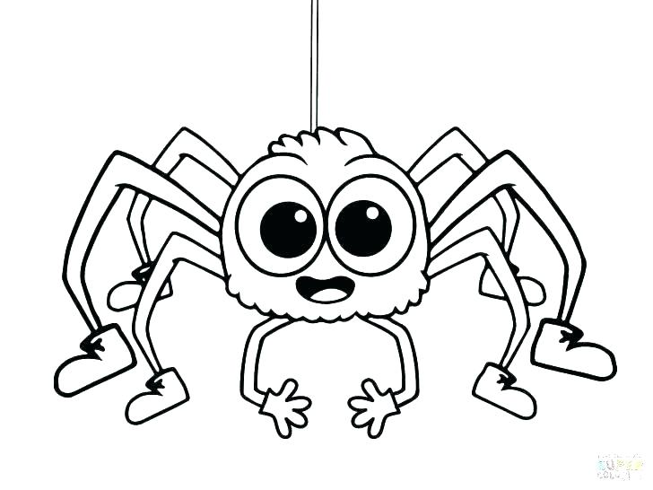 728x546 Spider Monkey Coloring Pages