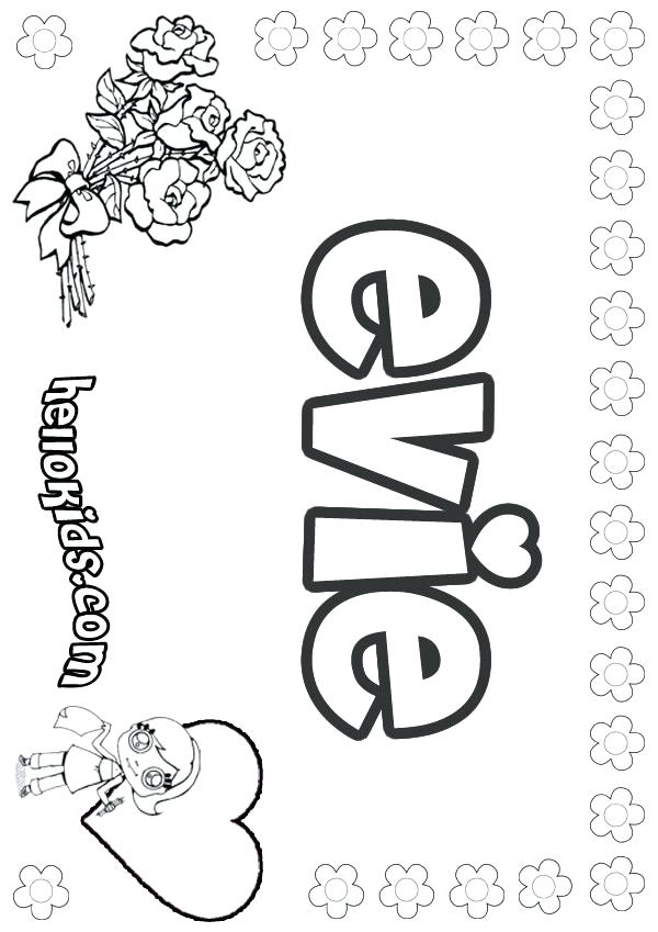 600x849 Evie Coloring Pages Descendants Mal And Evie Coloring Pages