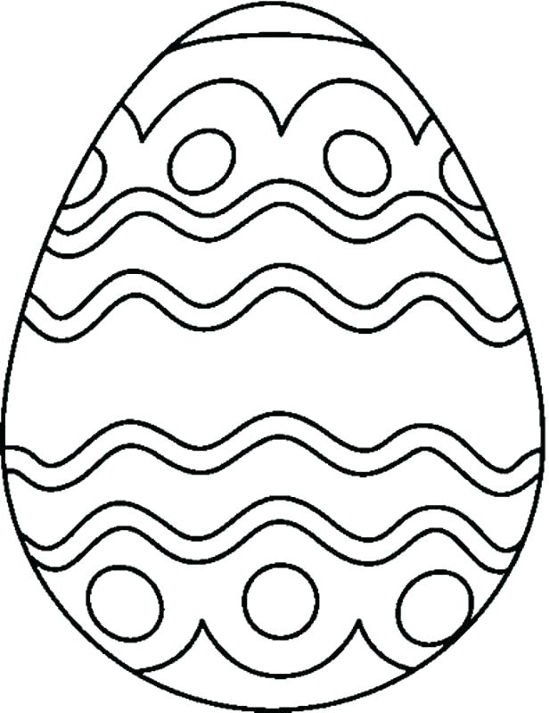 616x799 Easter Egg Coloring Pages Eggs Printable Coloring Pages Easter Egg