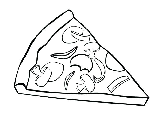 Coloring Pages Of Fast Food At Getdrawings Com Free For Personal