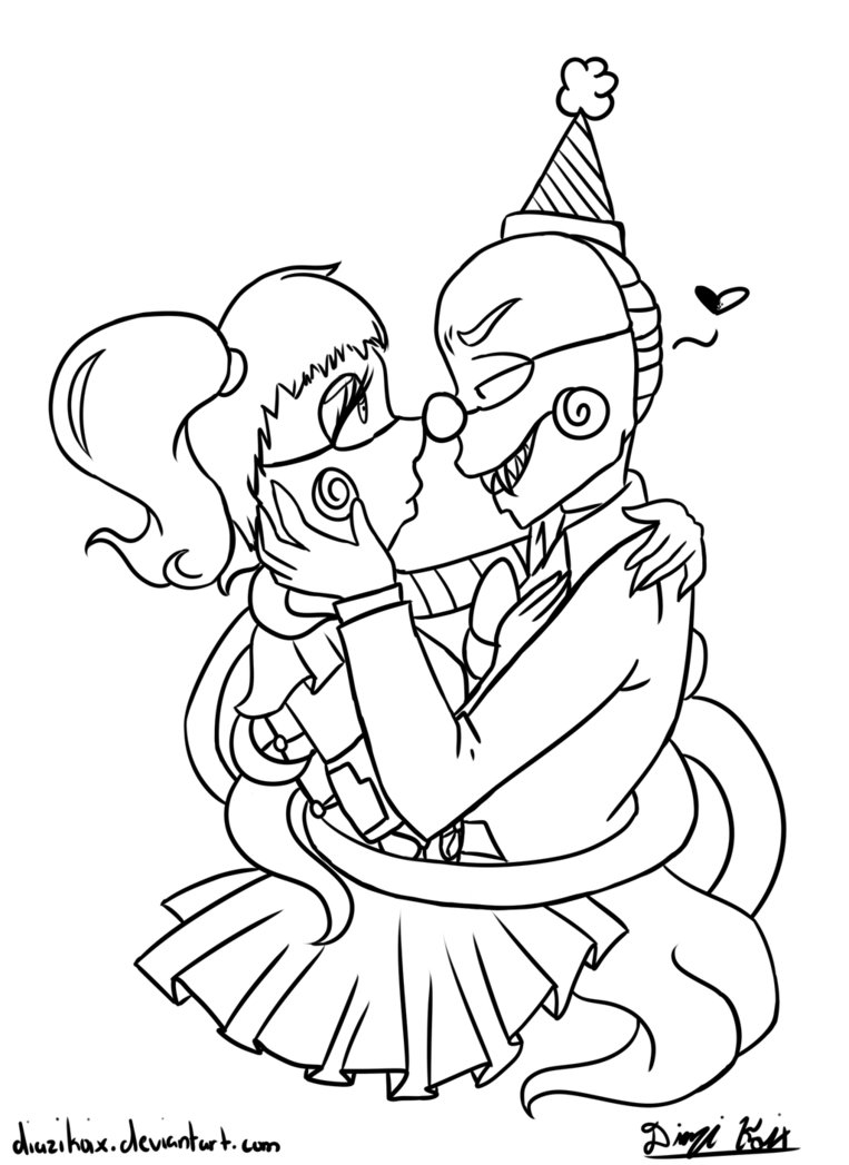 Coloring Pages Of Fnaf At Getdrawings Com Free For