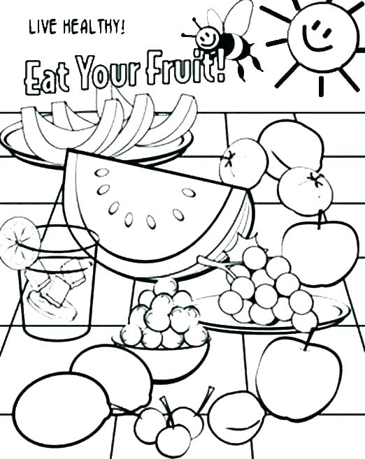 522x657 Food Web Coloring Pages Coloring Pages Food Food Web Coloring