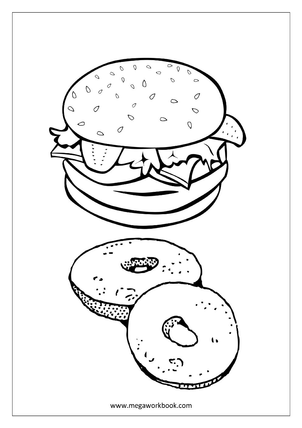 992x1403 Free Coloring Sheets