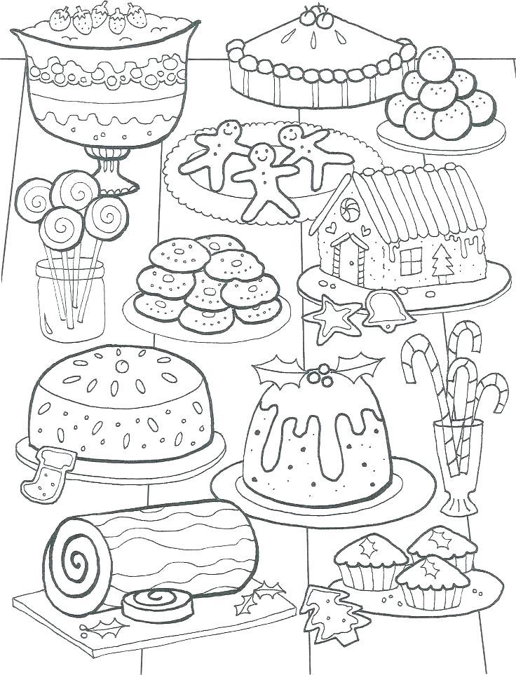 736x963 Coloring Pages Food Food Coloring Pages Coloring Books Food