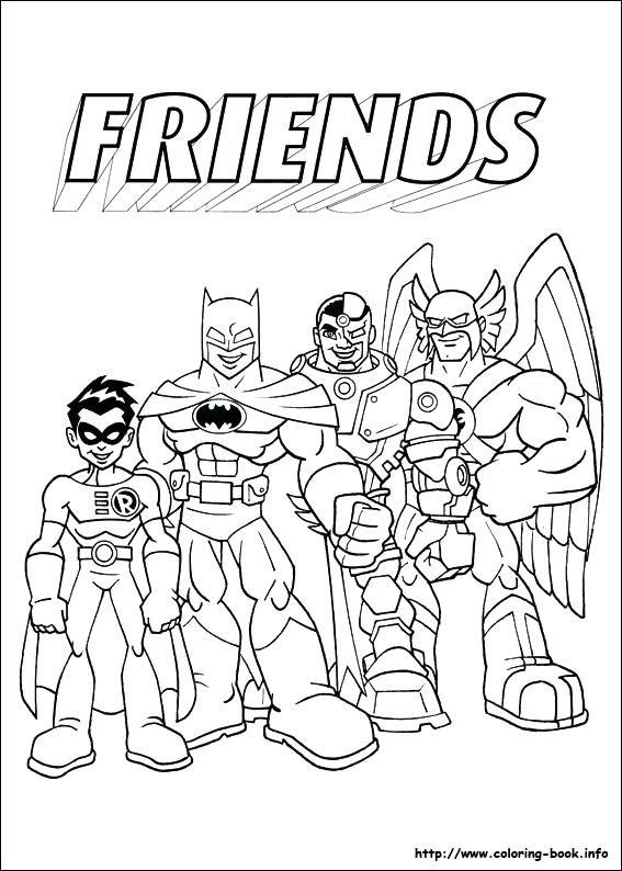 567x794 Friendship Coloring Page Coloring For Kids Best Friends Pages Your
