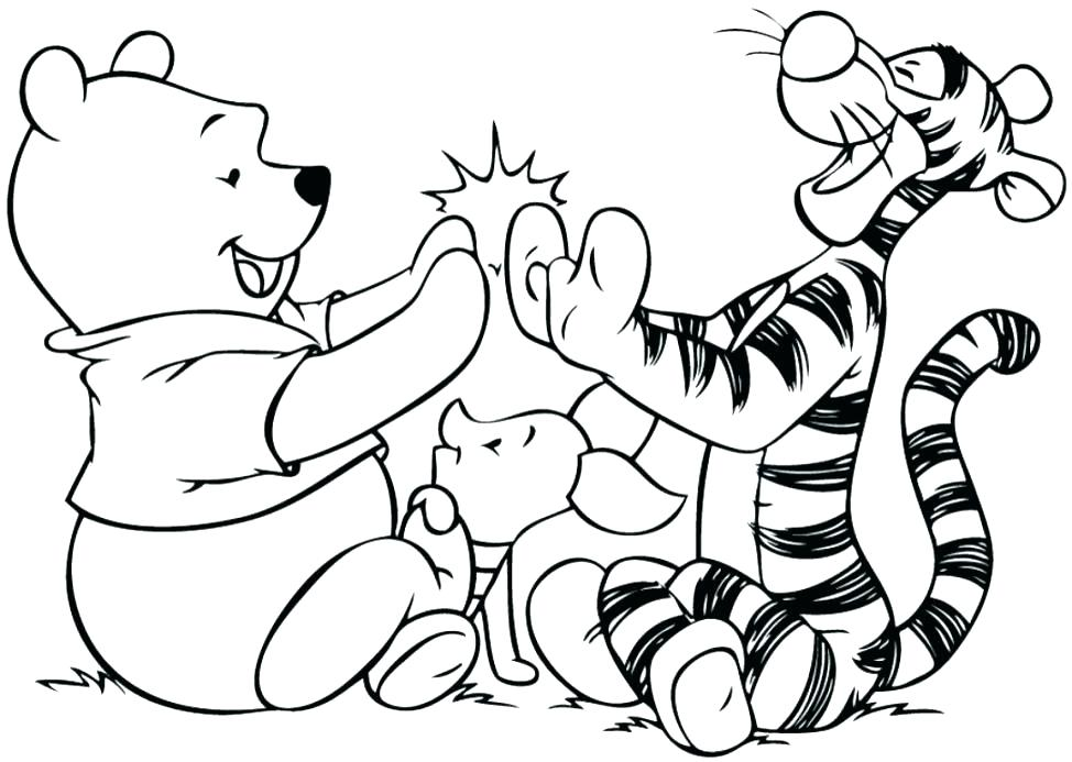 974x693 Friendship Coloring Pages Best Friends Coloring Pages Friendship