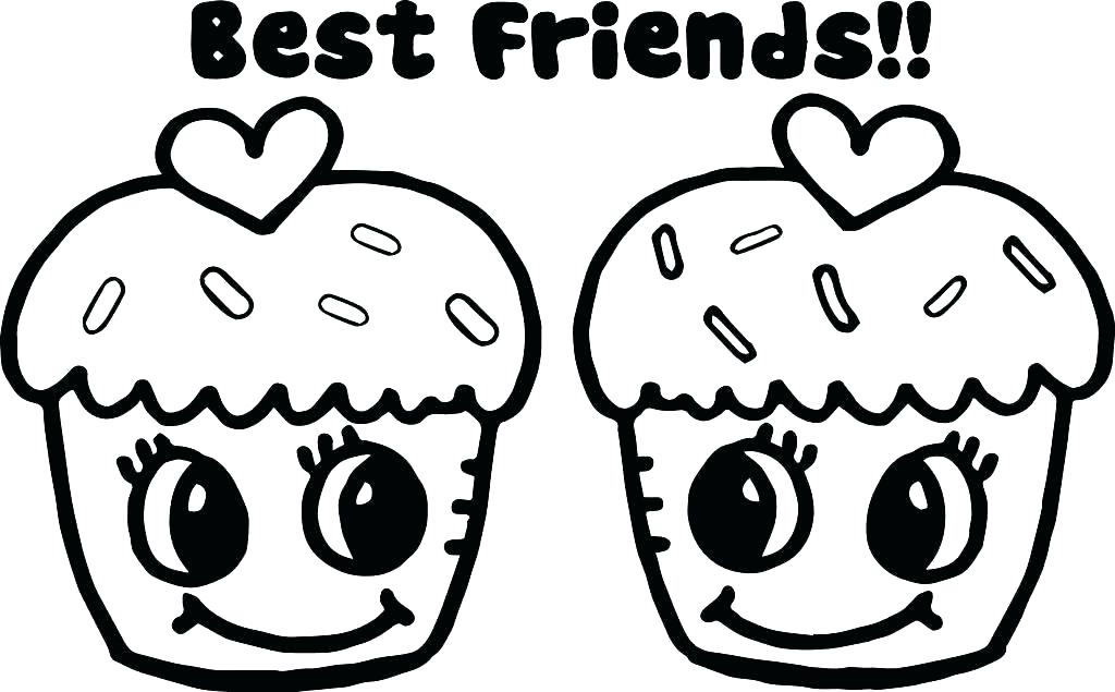 1024x635 Friendship Coloring Pages Friend Coloring Pages Friendship
