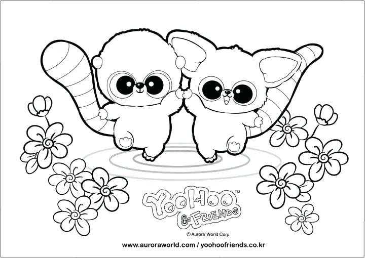 720x510 Kitten Coloring Pages Kitten Printable Coloring Pages Friends