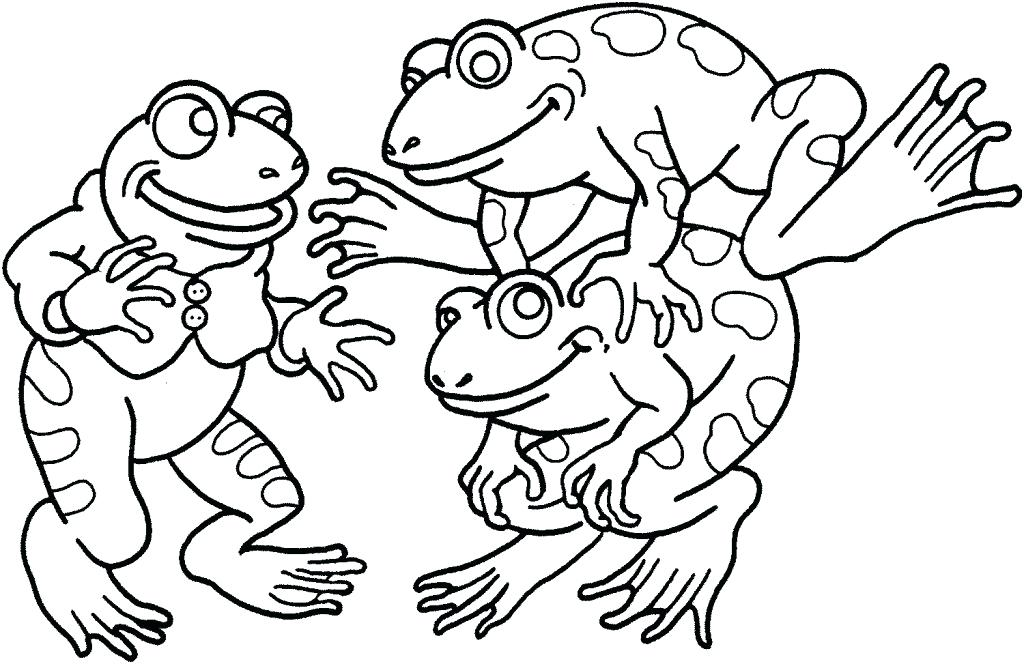 1024x664 Coloring Pages Frog Crazy Frog Coloring Pages Coloring Pages Frog