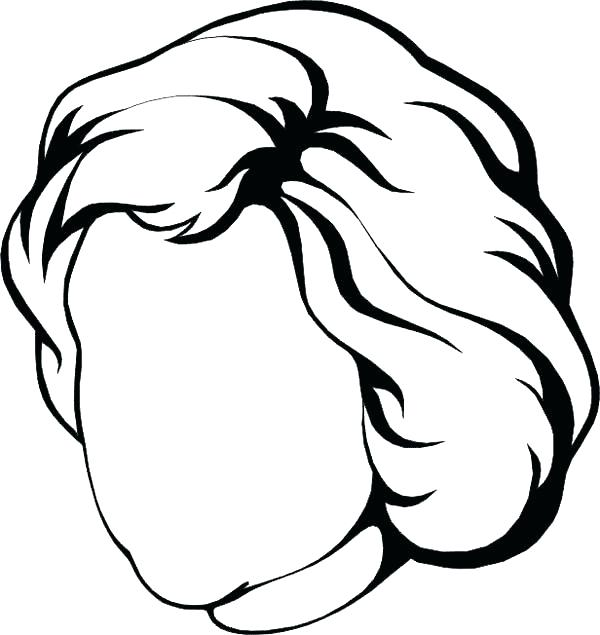 600x635 Coloring Page Face Girl Face Coloring Page Face Woman With Heart