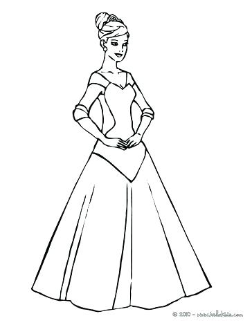 364x470 Excellent Dress Coloring Page Dress Coloring Pages Dress Up