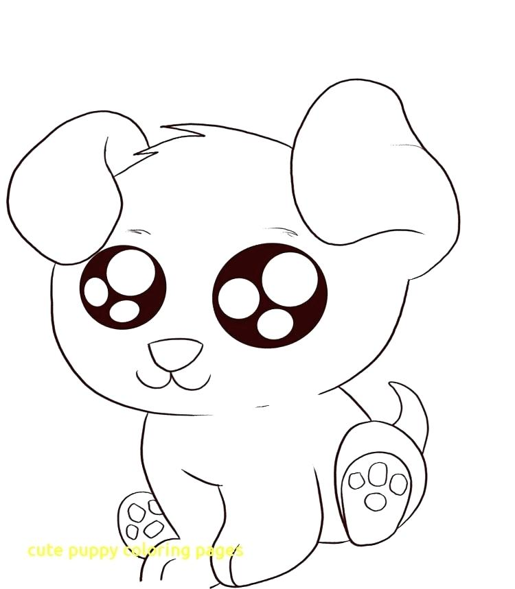 750x859 Puppy Coloring Pages To Print Cute Puppy Coloring Pages With Puppy