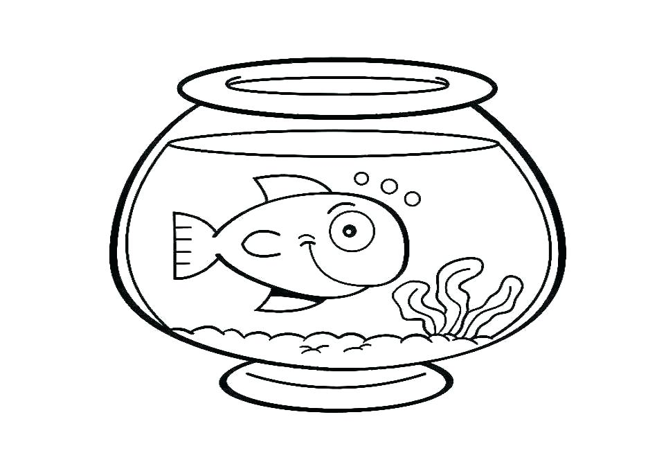 Coloring Pages Of Goldfish At Getdrawings Com Free For Personal