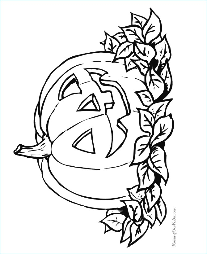 670x820 Halloween Coloring Pages Happy Halloween
