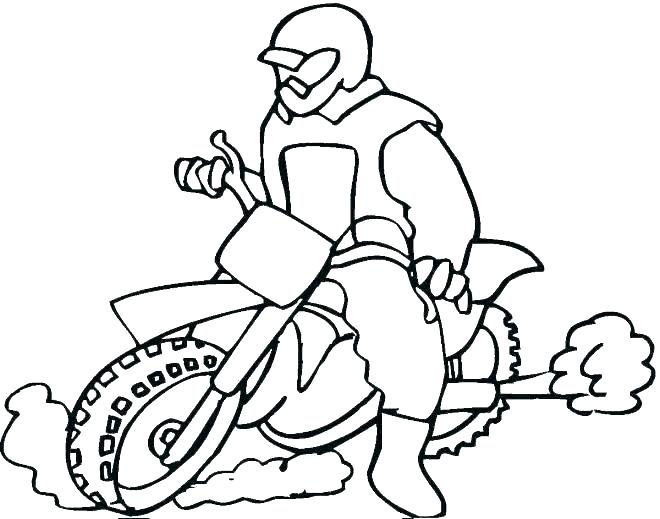 660x519 Motorcycle Color Pages Color Pages For Boys As Boy Coloring Pages