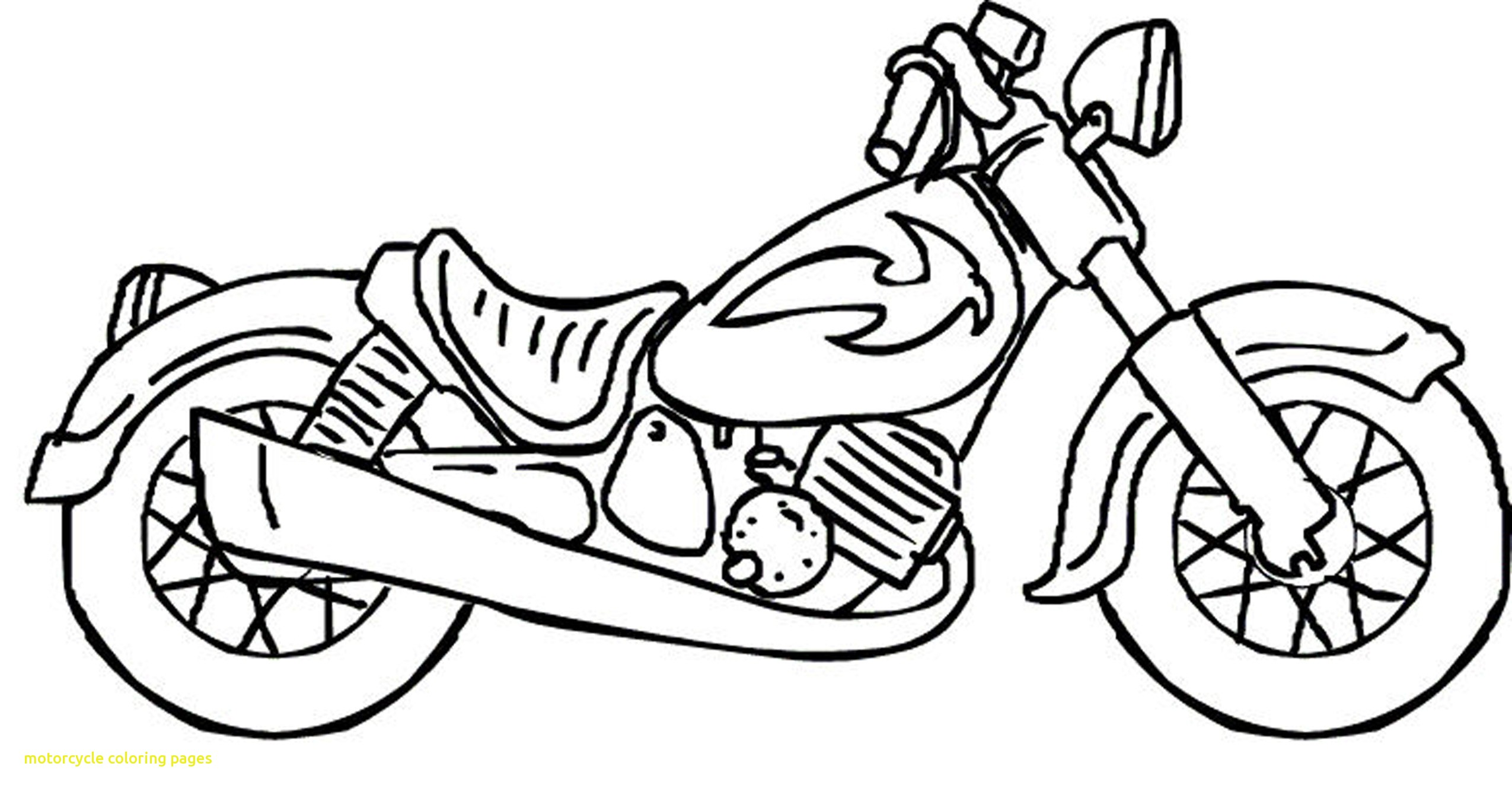 2550x1336 Motorcycle Coloring Pages Printable Image With Page