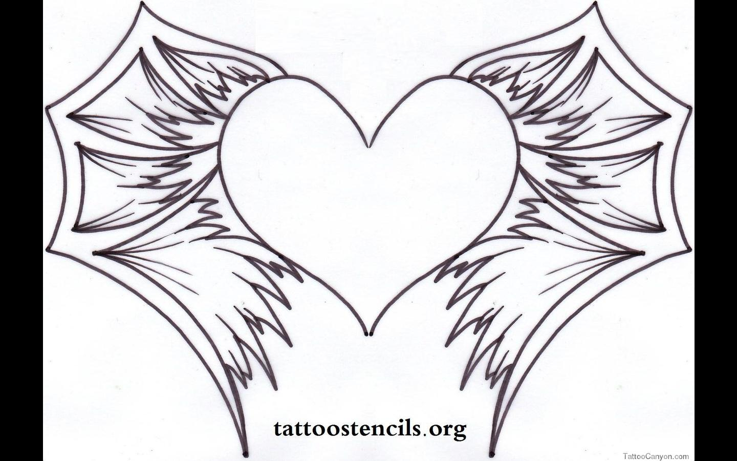 - Coloring Pages Of Hearts With Wings And Roses At GetDrawings