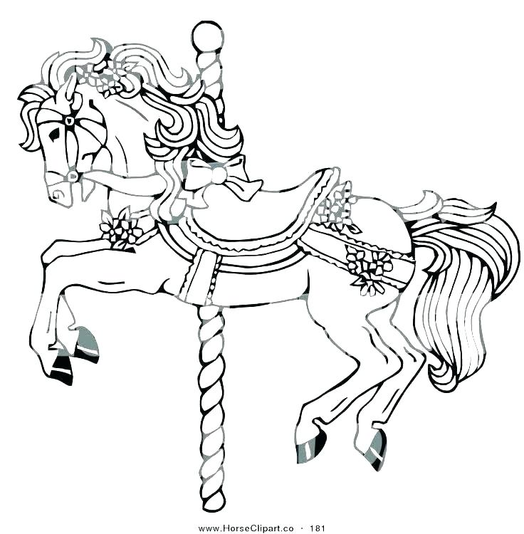 Coloring Pages Of Horses For Adults At Getdrawings Com Free For