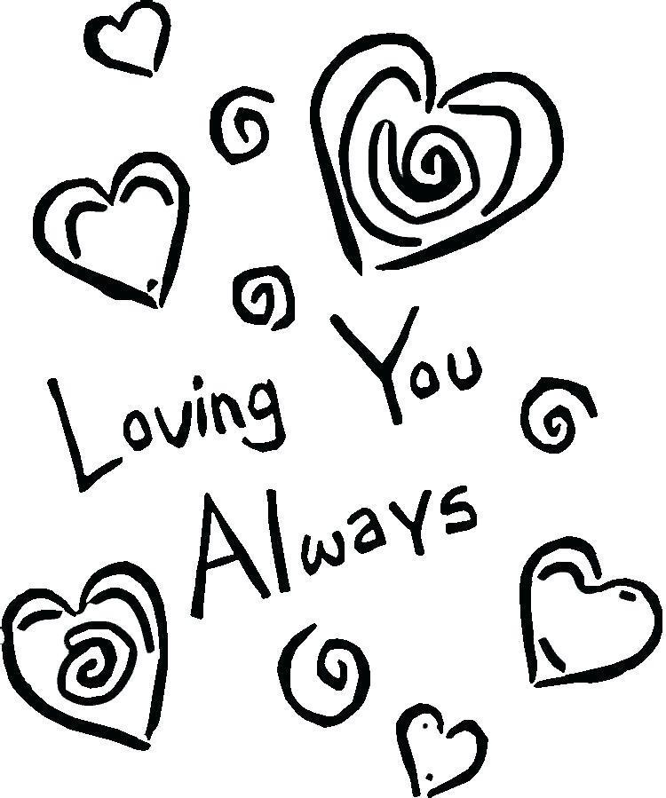 750x899 Love You Coloring Pages I Love You Printable Coloring Pages I Love