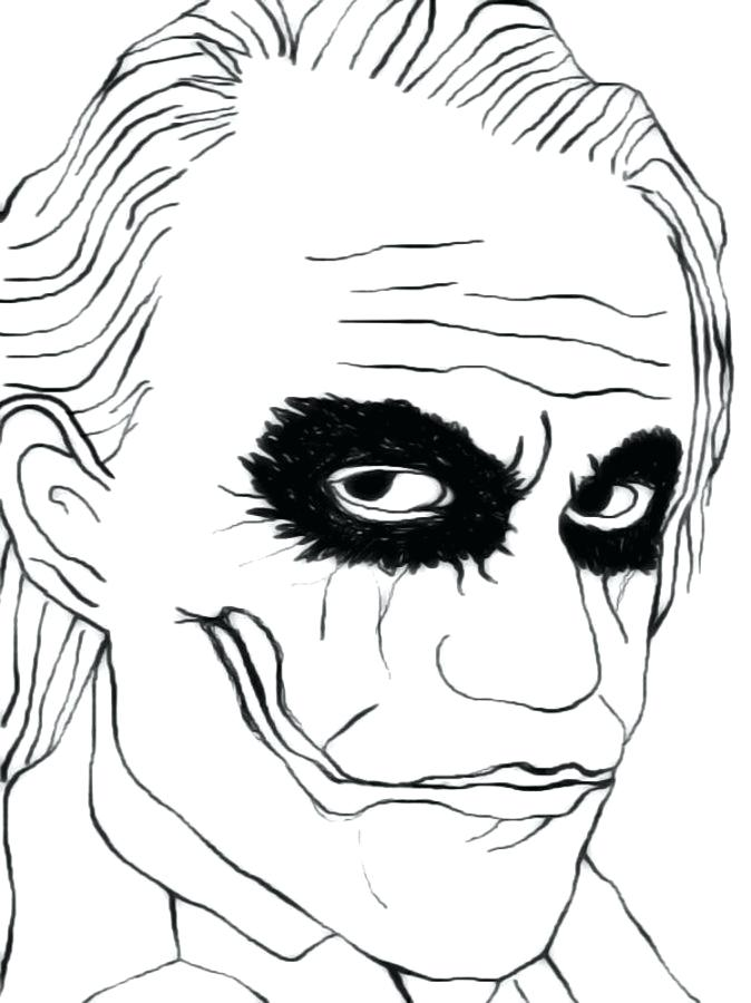 674x900 Joker Coloring Pages Joker Coloring Pages Comics Dc Comics Joker