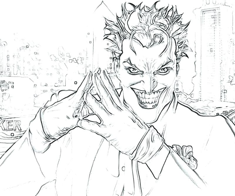 800x667 Joker Coloring Pages Joker Coloring Pages Joker Coloring Pages
