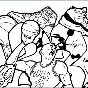 300x300 Air Jordan Coloring Pages Shoes Copy Fabulous Air Jordan Logo