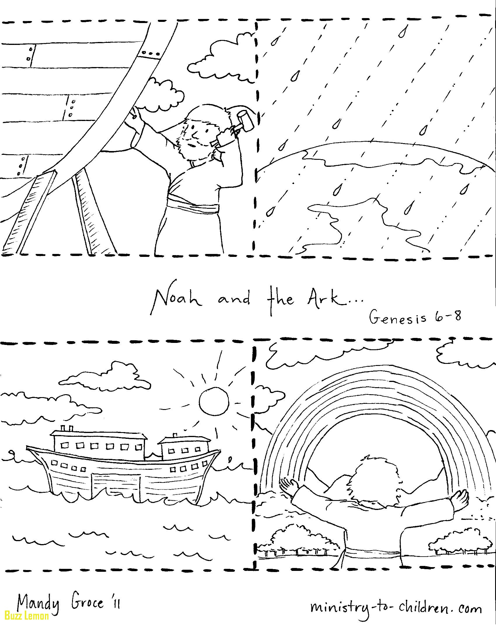 Coloring Pages Noahs Ark At GetDrawings