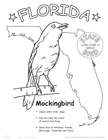 350x453 State Coloring Pages