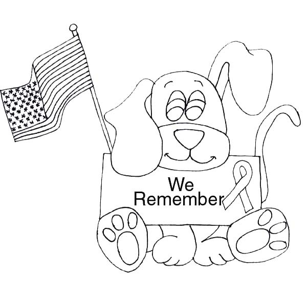 600x550 Amazing Patriot Day Coloring Pages Patriots For Kids