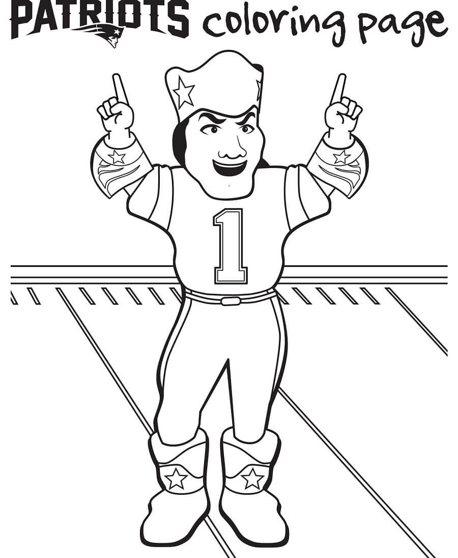 900x1096 Patriots Coloring Pages Bltidm Free Of New England Patriots