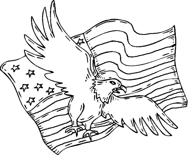 726x600 Us Eagle Patriots Day Coloring Pages Best Place To Color