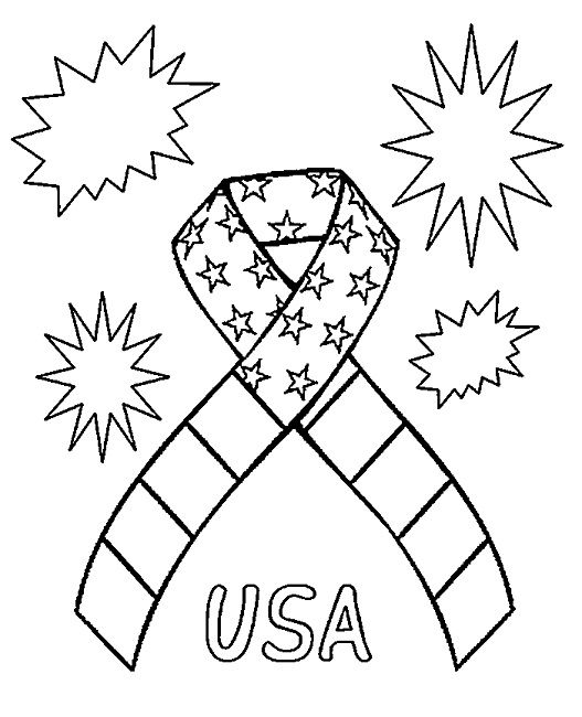 527x650 Free Printable Patriot Day Coloring Pages Education