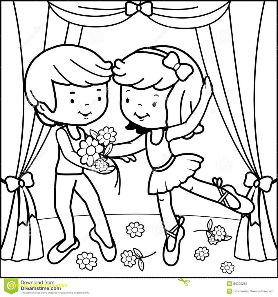 958x1024 Impressive Dancing Coloring Pages