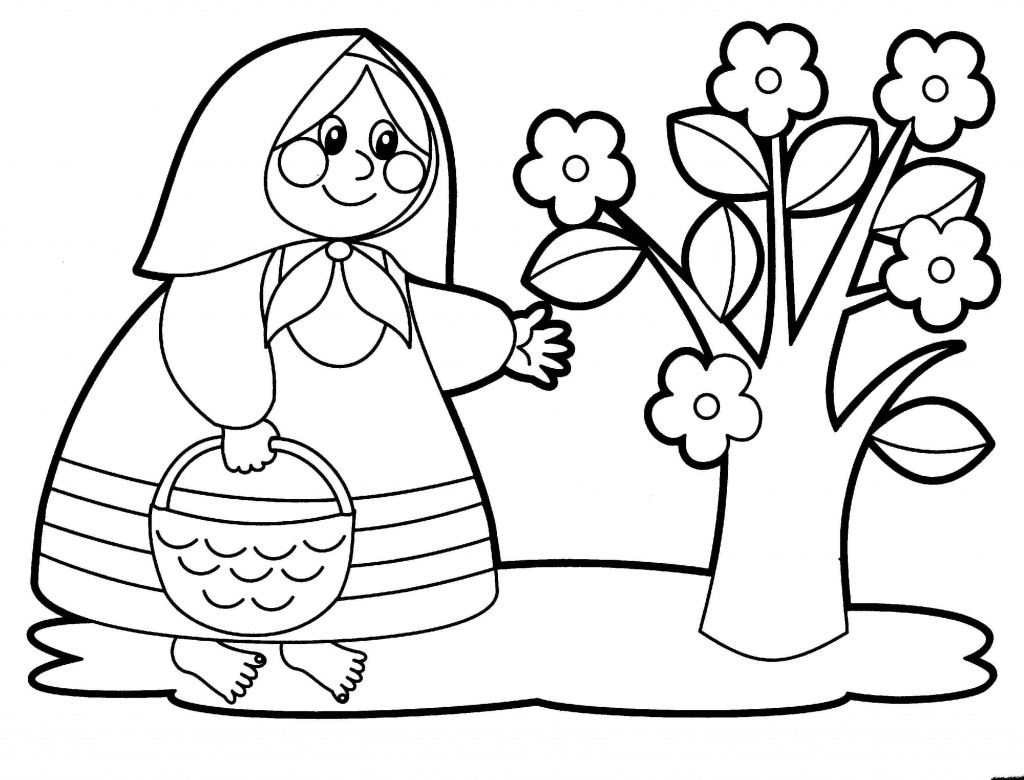 1024x780 Coloring Pages People