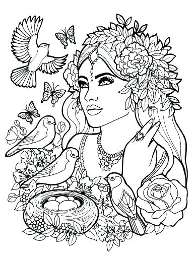 385x512 Coloring Pages People Coloring Book People Coloring Pages Co