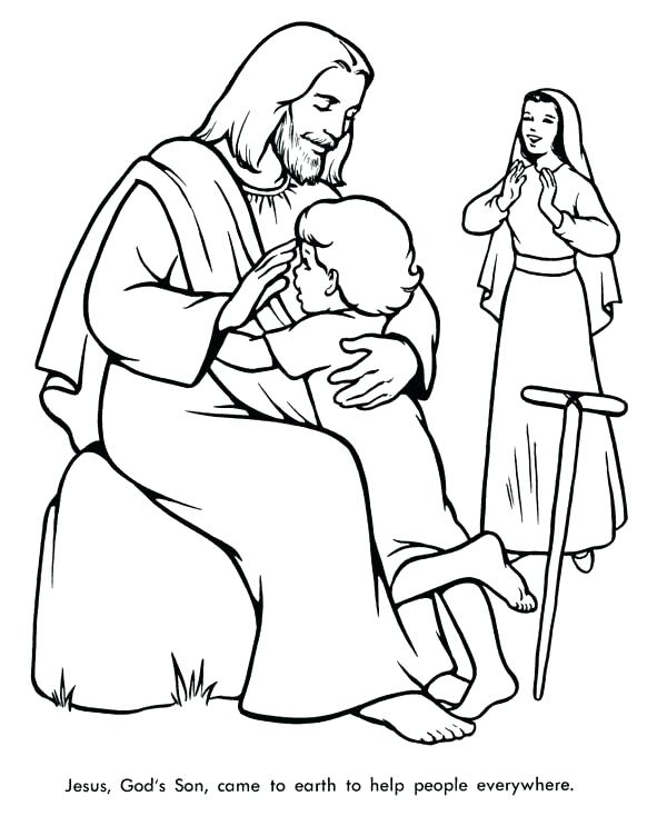600x734 Jesus Loves Me Coloring Page Loves Me Coloring Pages For Toddlers