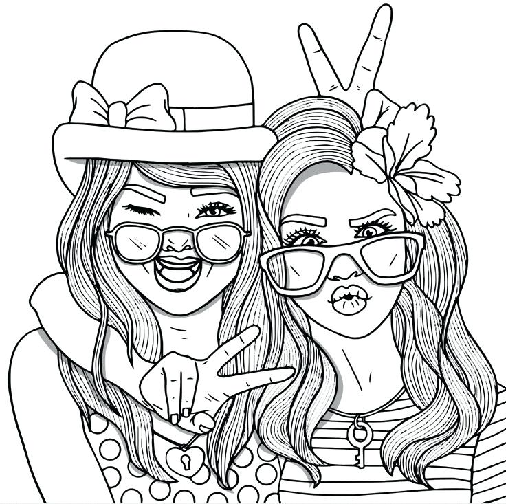 736x733 Coloring Pages People Dental Coloring Pages For Preschool Dentist