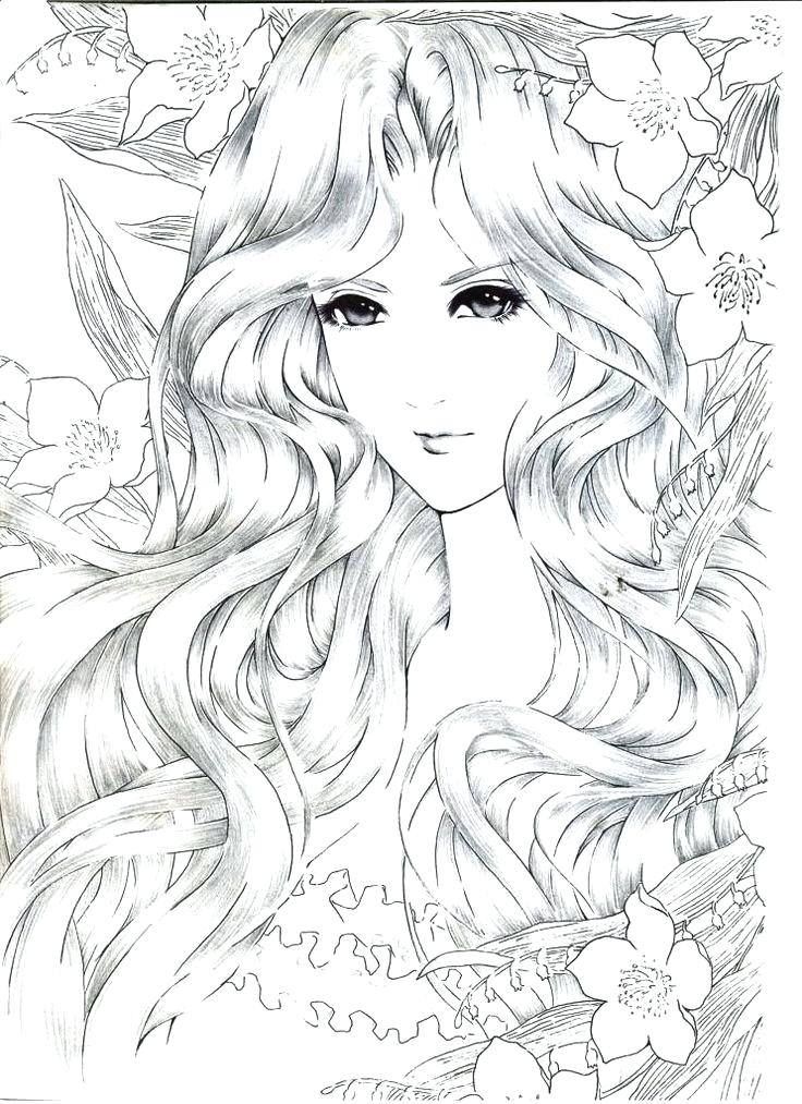 736x1013 Coloring Pages People Top People Coloring Pages Free Coloring Page
