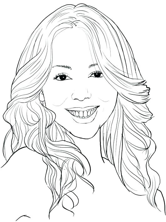 530x710 Top Rated Coloring Pages Of People Pictures