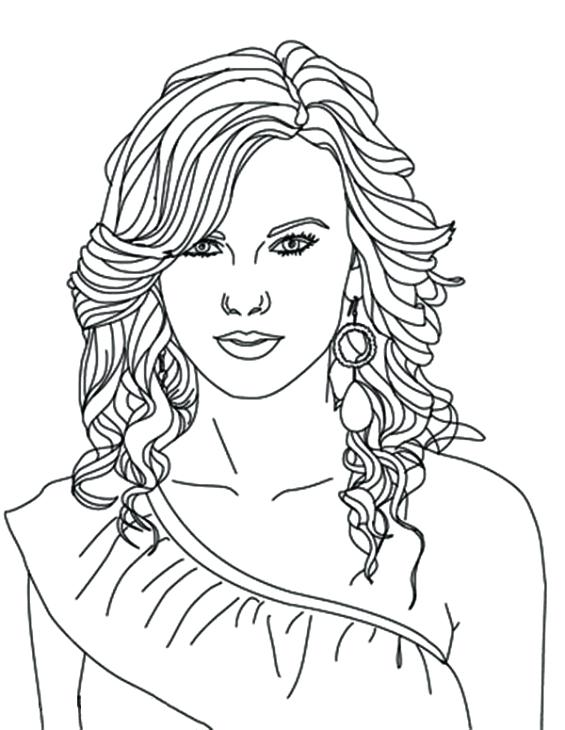 565x730 Coloring Pages Of People Coloring Pages People Colouring Pictures