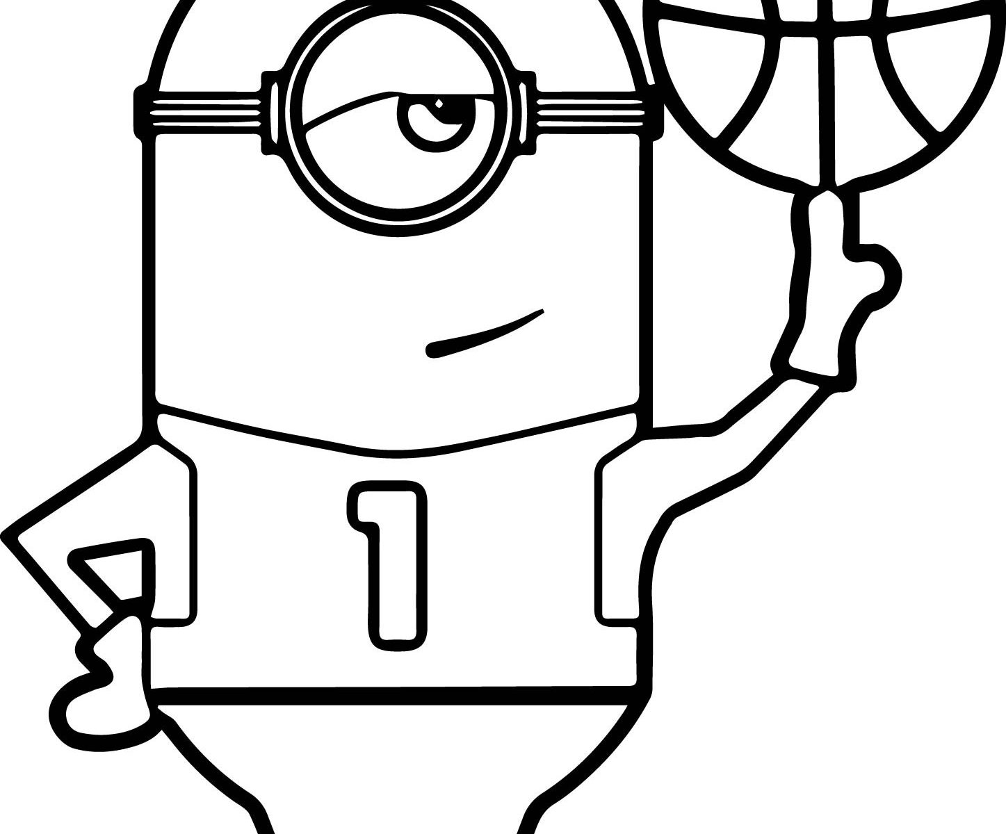 1447x1200 Basketball Coloring Page Good Pages Free Nba Printable Pdf Stephen